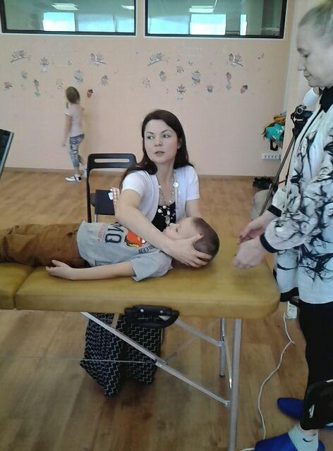 Перцептивные техники в работе с детьми от зачатия до 10 лет