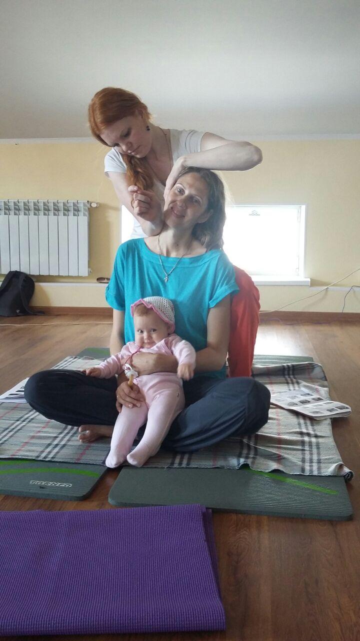 Тайский массаж с элементами остеопатии. Часть 1