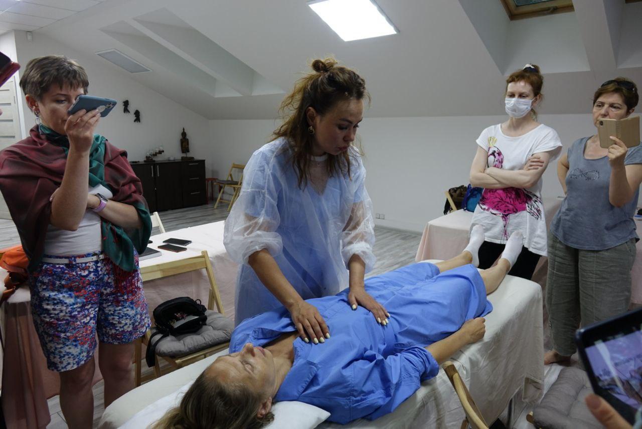 Кадавер-класс - анатомические занятия на биоматериале для немедиков