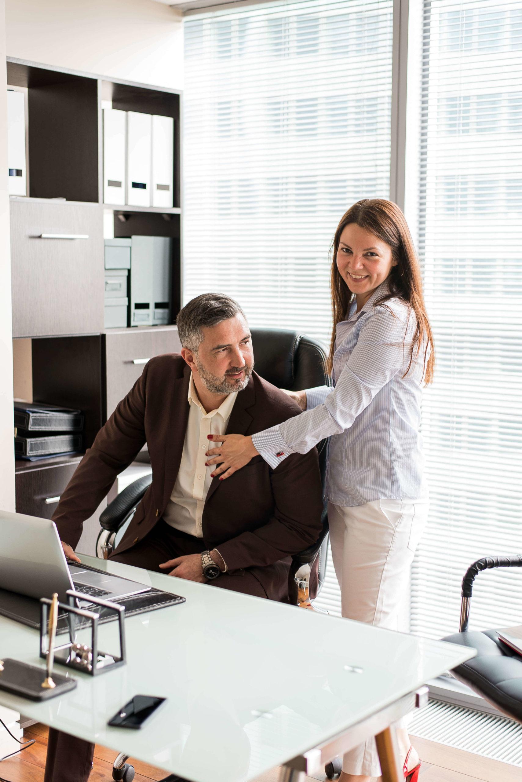 Отношения на работе, в офисе