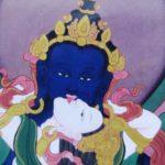 Будда Самантабхадра с супругой